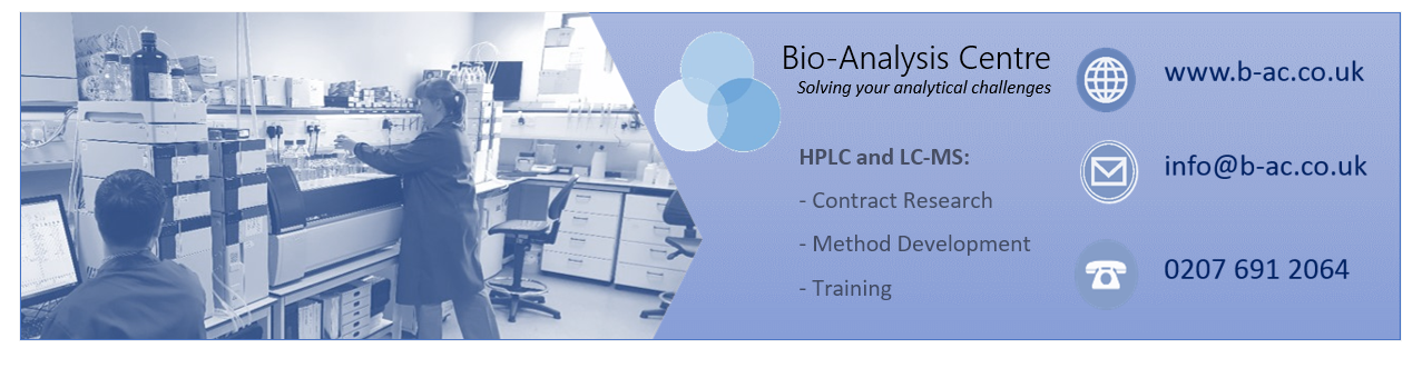 Method Development for Mass Spec and HPLC